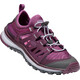 Keen W's Terradora Ethos Shoes Grape Wine/Grape Kiss